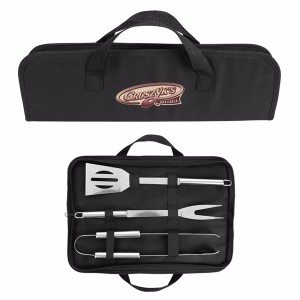 Sizzler BBQ 3-Piece Set