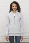 ATC™ esactive™ Vintage 1/2 Zip Ladies' Sweatshirt