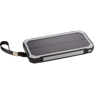 High Sierra® Falcon Solar 10000 mAh Power Bank