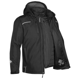 Stormtech Men's Atmosphere HD 3-in-1 System Jacket