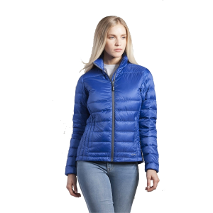 Arctic Ladies Quilted Down Jacket Shippam Amp Associates