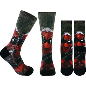 Sublimated Mid-calf Socks