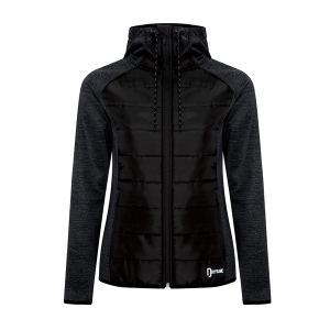 DRYFRAME® Dry Tech Fleece Hybrid Ladies' Jacket