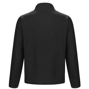 Men's Full Zip Mock Neck Jacket