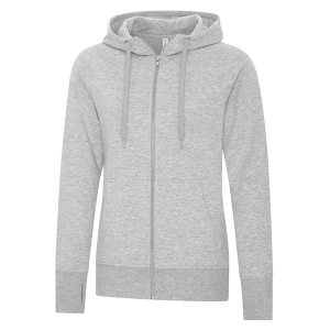 ATC™ esactive Core Full Zup Hooded Ladies' Sweatshirt