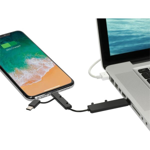 Puzzle Piece 3-in-1 Charging Cable
