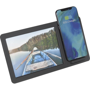 Glimpse Photo Frame with Wireless Charging Pad