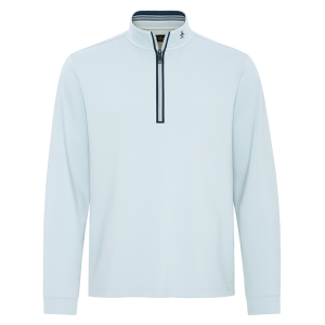 Original Penguin® Clubhouse Mock Quarter Zip Pullover